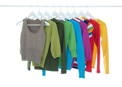 Swetry - różne wzory i kolory
